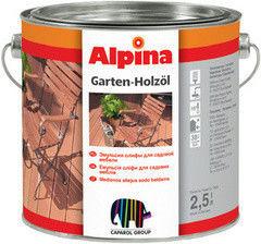 Лак Лак Alpina Garten-Holz