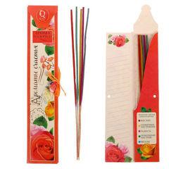 Queen fair Подарочный набор аромапалочек Ароматы счастья, 5 шт (1338020)