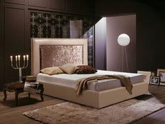 Кровать Grand Manar Шоколад-1 (160x200)