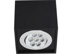 Светодиодный светильник Nowodvorski Box LED black 6427