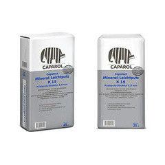 Штукатурка Штукатурка Caparol Capatect Mineral-Leichtputz K 15
