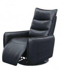 Кресло Halmar Royal раскладное (черное)