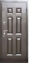 Входная дверь Входная дверь Промет Орион беленый дуб (880 мм правая)