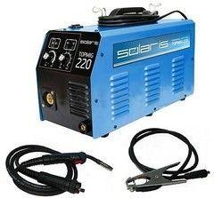 Сварочный аппарат Сварочный аппарат Solaris TOPMIG-220 (MIG-MAG/FLUX)