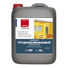Защитный состав Антисептик для древесины Neomid Extra Eco трудновымываемый - 10 кг