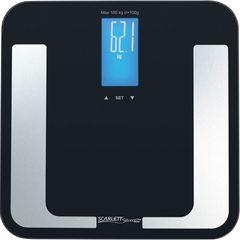 Напольные весы Напольные весы Scarlett SL-BS34ED40