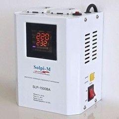 Стабилизатор напряжения Стабилизатор напряжения Solpi-M SLP-1500BA