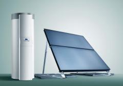 Солнечный коллектор Солнечный коллектор Vaillant Set Aurostep Plus 150 MP HF