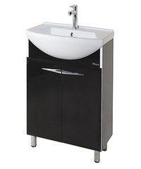 Мебель для ванной комнаты Bellezza Тумба с раковиной Глория 75 см