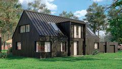 Каркасный дом Каркасный дом ИП Сопин А.В. Пример 292