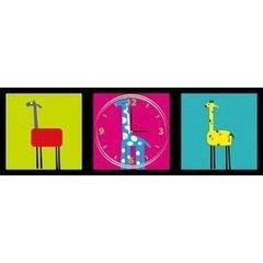Декоративная светотехника Feron Часы-постер NL2