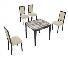 Обеденный стол Обеденный стол СтолПлит Танго Т1 + Моцарт Т3