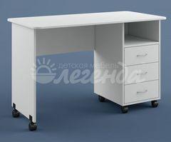 Детский стол Легенда Л-03 (120x60x74.9) белый