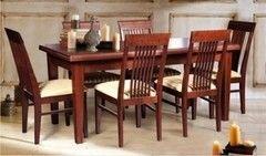 Обеденный стол Обеденный стол Гомельдрев Престиж ГМ 6063 (ясень мокко)