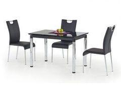 Обеденный стол Обеденный стол Halmar L-31 (черный)