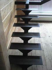 Металлическая лестница Вестпро Пример 96
