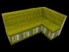 Кухонный уголок, диван Виктория Мебель Габо СК 2154