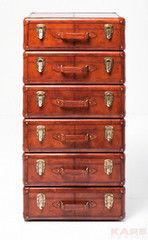 Комод Комод Kare Dresser Lodge 6 Drawer