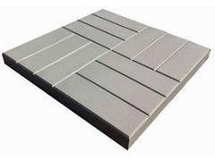 Тротуарная плитка Тротуарная плитка Завод тротуарной плитки Двенадцать 500*500*50 (серая)