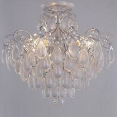 Светильник Светильник Crystal Lux Sevilia PL4 Silver