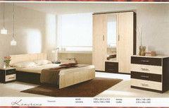 Спальня Шаметько и К Капучино