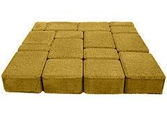 Тротуарная плитка Тротуарная плитка Завод тротуарной плитки Старый город 120*90,120,180*60 (желтый)