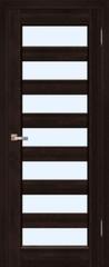 Межкомнатная дверь Межкомнатная дверь Поставский мебельный центр Премьер Плюс ДО (венге)