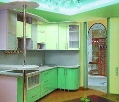 Кухня Кухня на заказ ЗОВ Система глянец тип 186/188