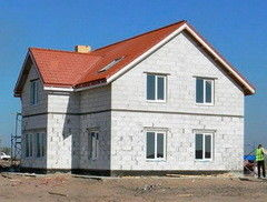 Строительство из газосиликатных блоков ИП Клименков В. Н. Пример 4