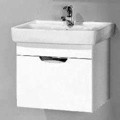 Мебель для ванной комнаты Акваль Тумба Аврора 51