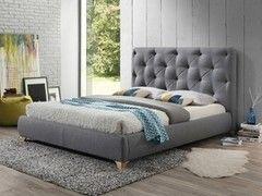 Кровать Кровать Signal Bugatti 160x200 (серый)