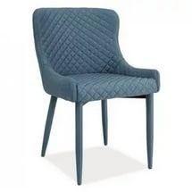 Кухонный стул Кухонное кресло Signal Colin COLINDE (синий)