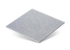 Резиновая плитка Rubtex Плитка 500x500 (толщина 16 мм, серая)