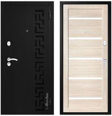 Входная дверь Металлические двери Металюкс Стандарт М524