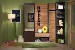Прихожая Глазовская мебельная фабрика Hyper 3
