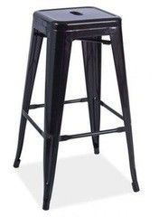 Барный стул Барный стул Signal Long черный