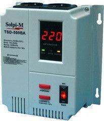 Стабилизатор напряжения Стабилизатор напряжения Solpi-M TSD-500BA