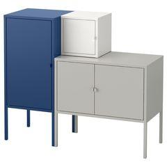 Шкаф металлический IKEA Ликсгульт 392.763.90