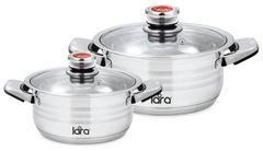 Наборы посуды Lara LR02-106 Adagio 4 пр