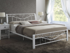 Кровать Кровать Signal Parma 180х200 (белая)