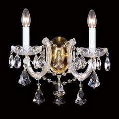 Настенный светильник Crystal Lux DIVA AP2