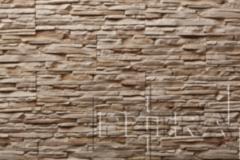 Искусственный камень Petra Спарта 05П2 (370x120x25)