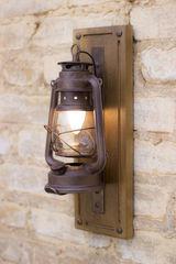 Настенный светильник Stdlight с керосиновой лампой арт. 14