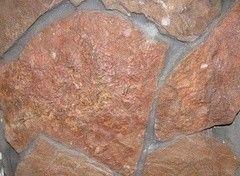 Натуральный камень Натуральный камень Мистер Плиткин Песчаник дракон терракотово-красный