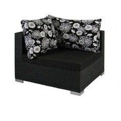 Кресло из ротанга Garden4you GENOA 27664 угловое