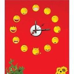 Декоративная светотехника Feron Часы-наклейка NL38