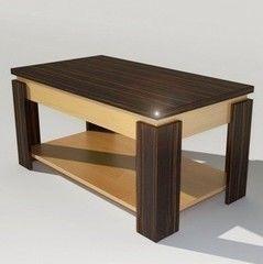 Журнальный столик Мебель-Неман МН-204-02