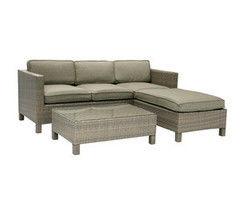 Комплект мебели из ротанга Garden4you QUEENS12893