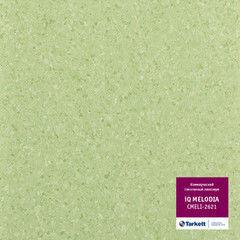 Линолеум Зеленый линолеум Tarkett iQ Melodia CMELI-2621