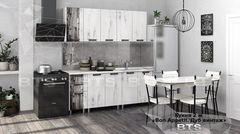 Кухня Кухня BTS Bon Appetit Дуб Винтаж 2,0